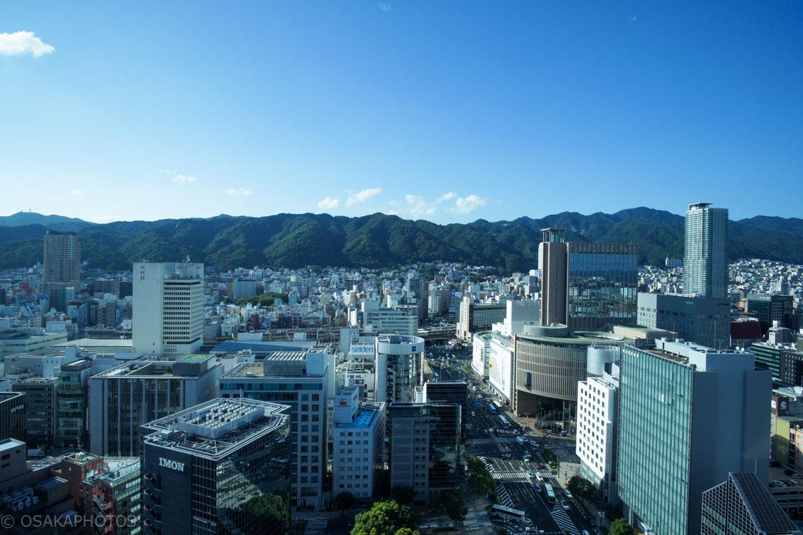 神戸市役所展望ロビー-DSC00798