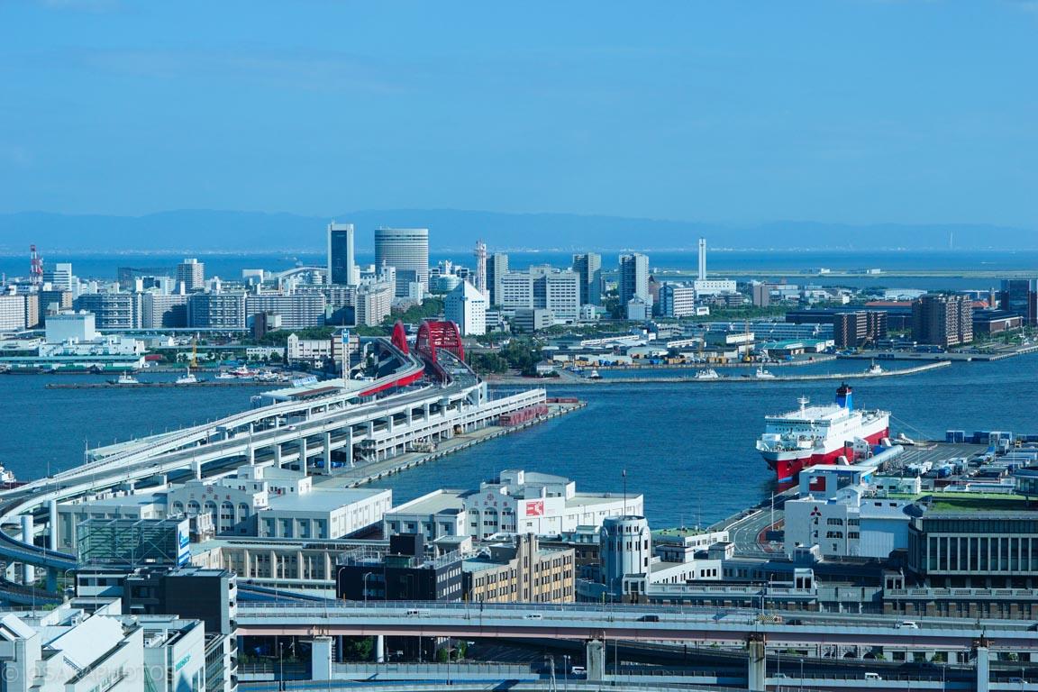 神戸市役所展望ロビー-DSC01359