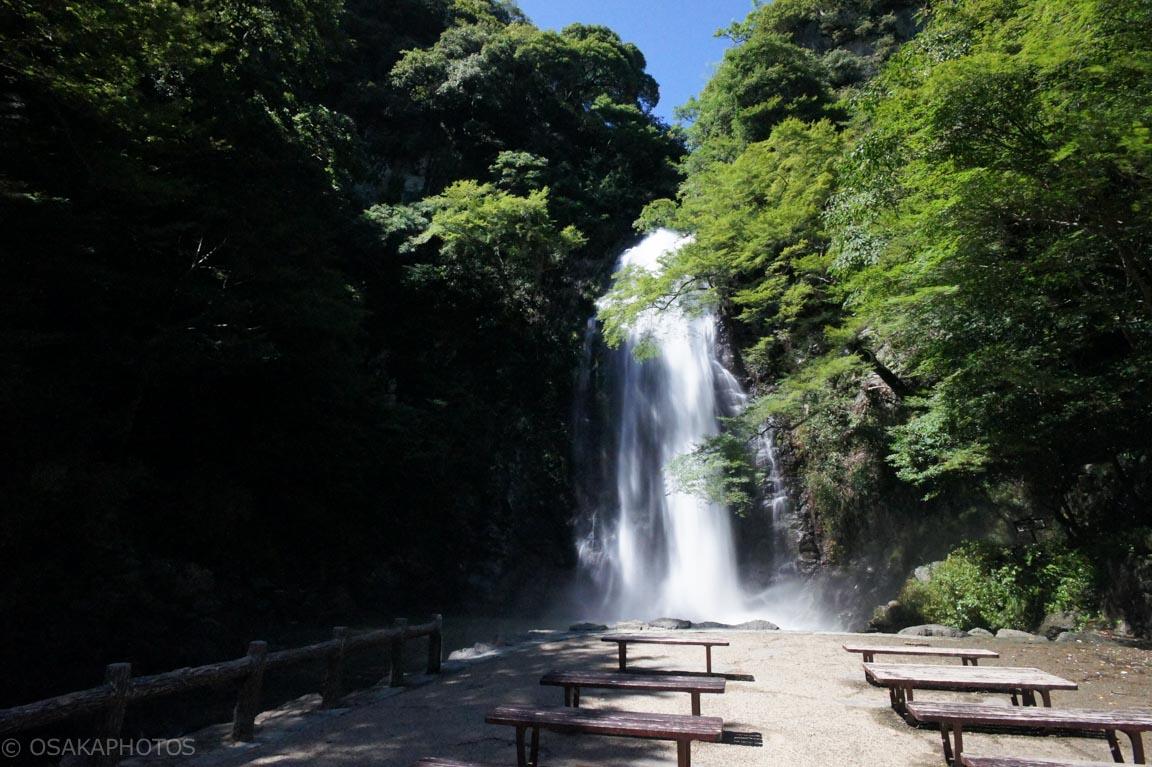 箕面の滝-DSC00126