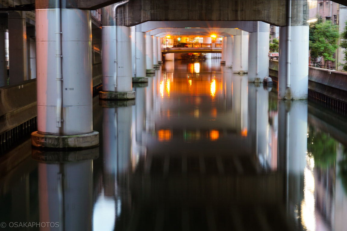 東横堀川 | 大阪の魅力を発信!OSAKA PHOTOS