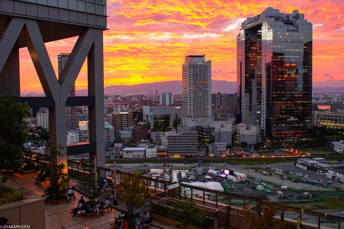 Umeda Sky Building-06746