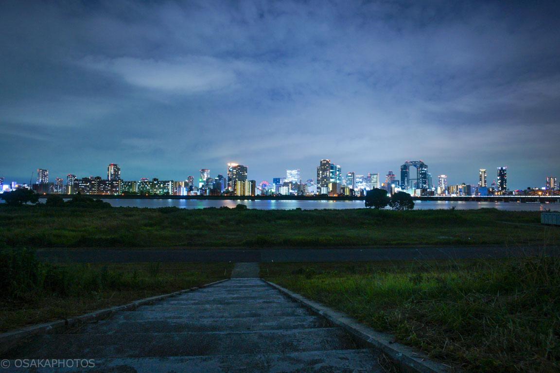 大阪夜景-DSC00285