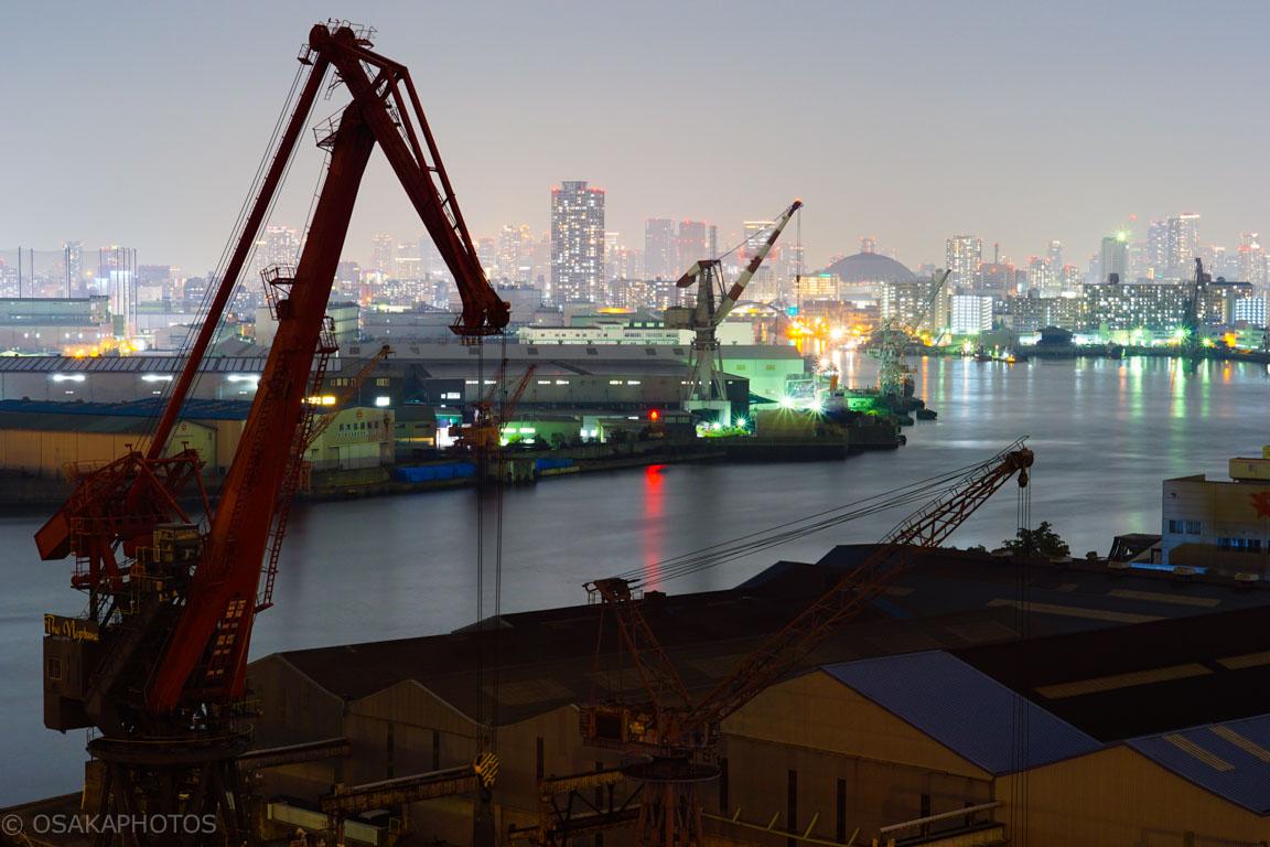 大阪夜景-DSC03304