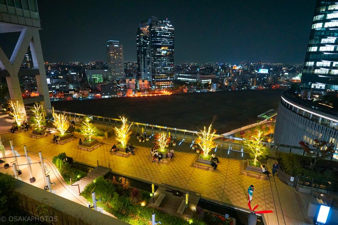 大阪夜景-DSC03699