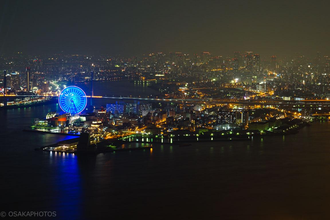 大阪夜景-DSC03853
