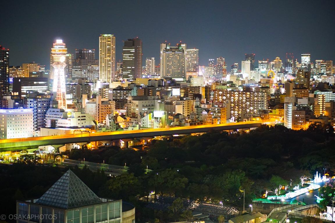 大阪夜景-DSC04775