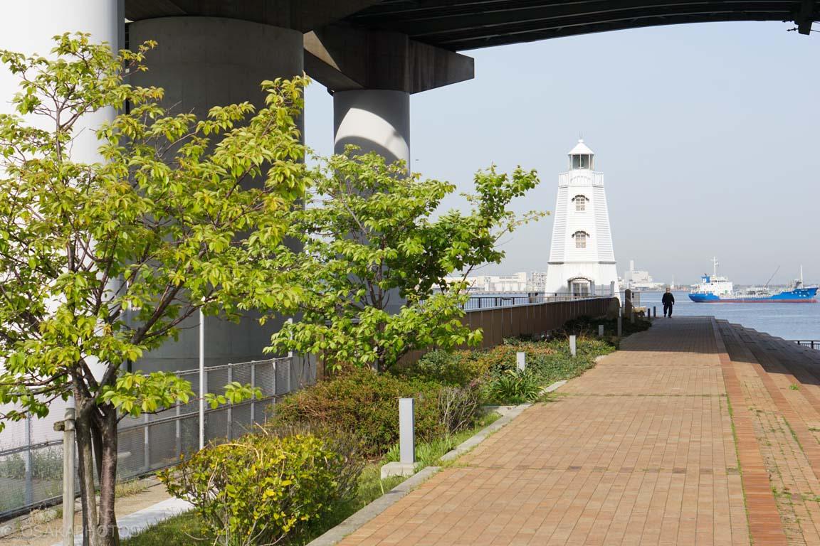 旧堺燈台-DSC08410