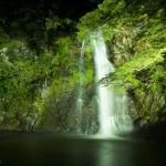 箕面大滝ライトアップ-DSC00695