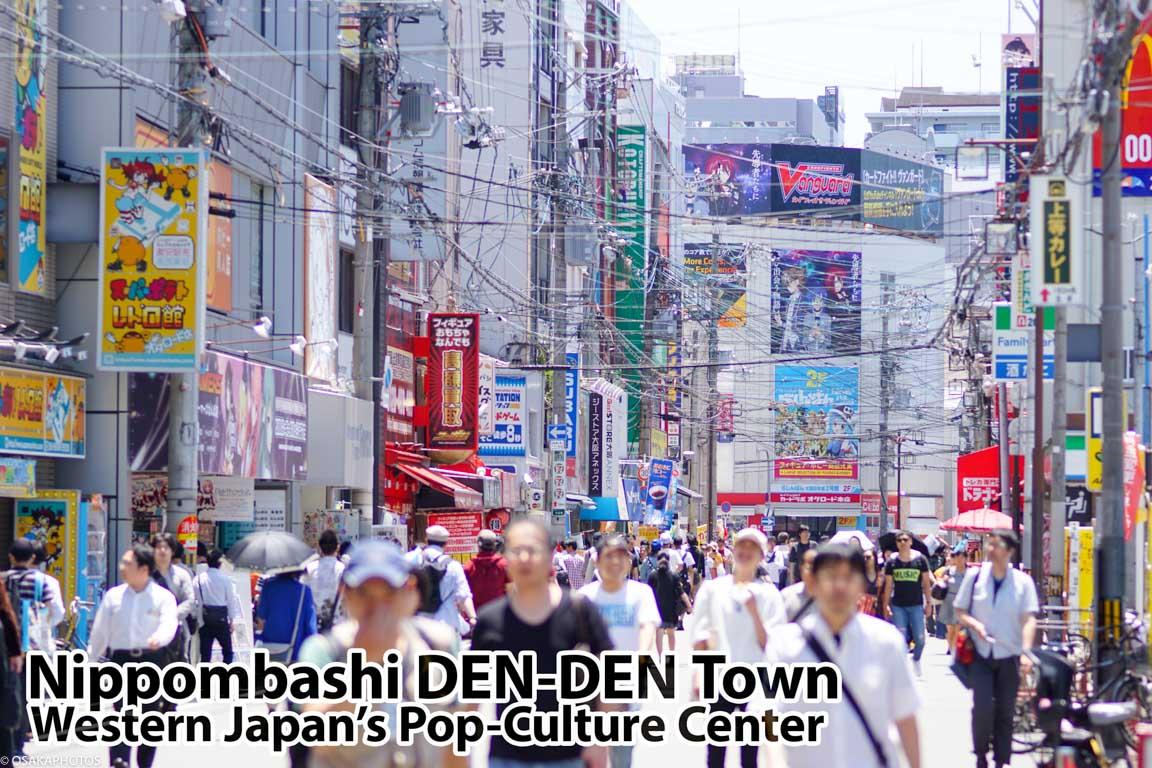 Nippombashi Denden Town-
