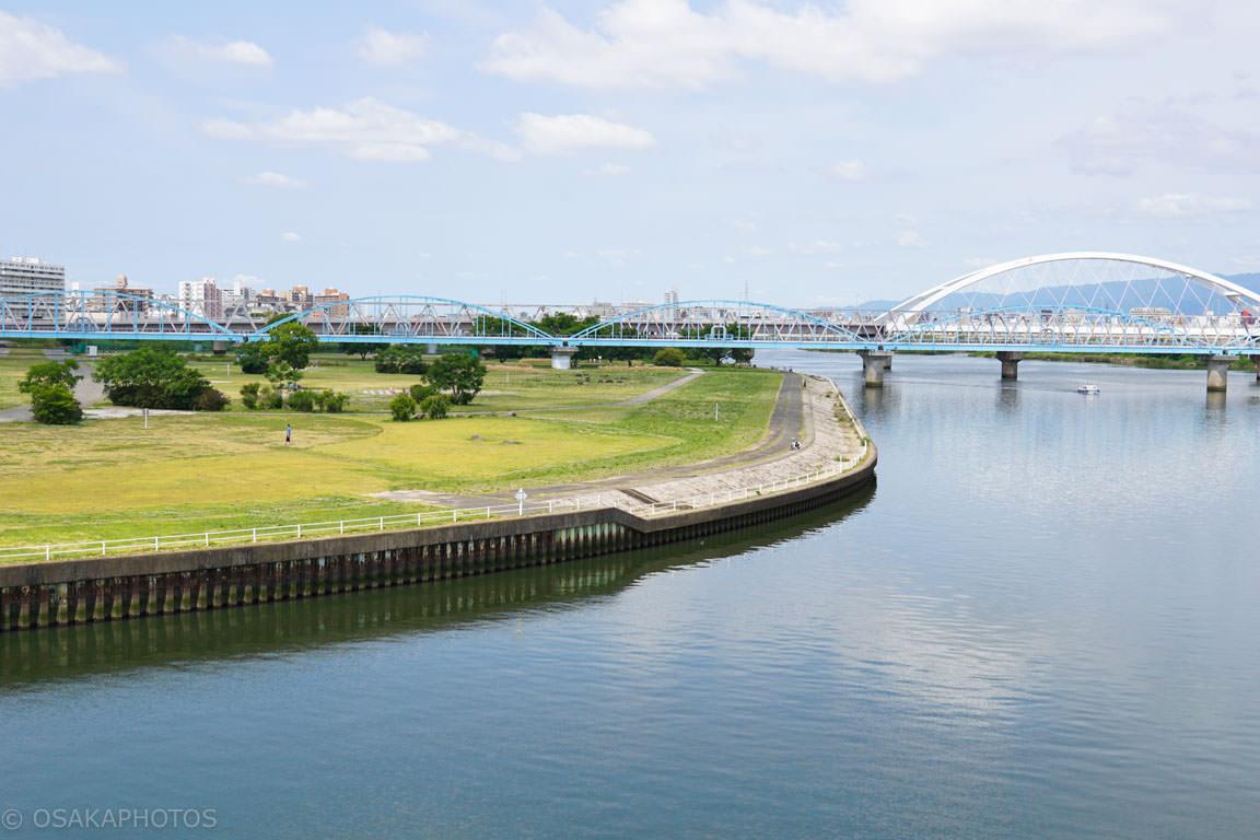 淀川 毛馬閘門-DSC01450