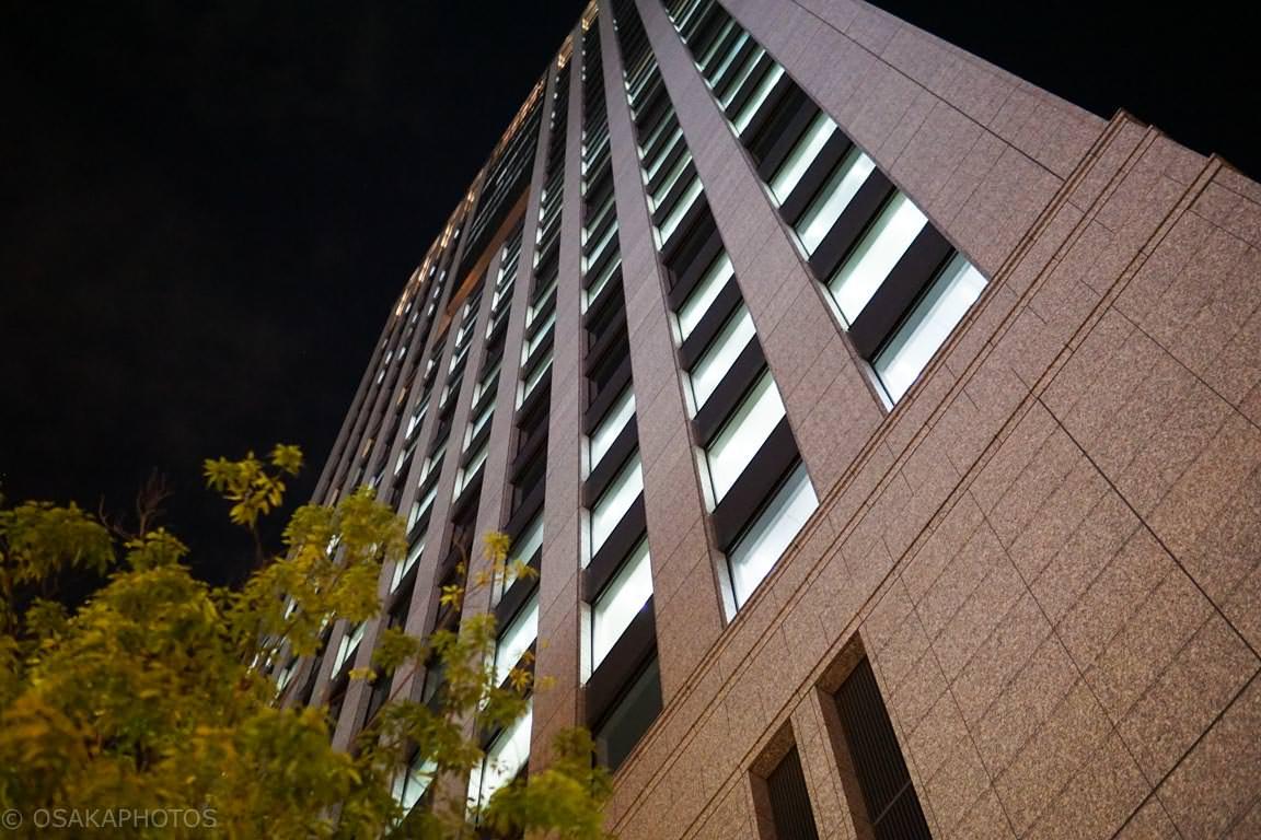 オリックス本町ビル夜景-DSC00962