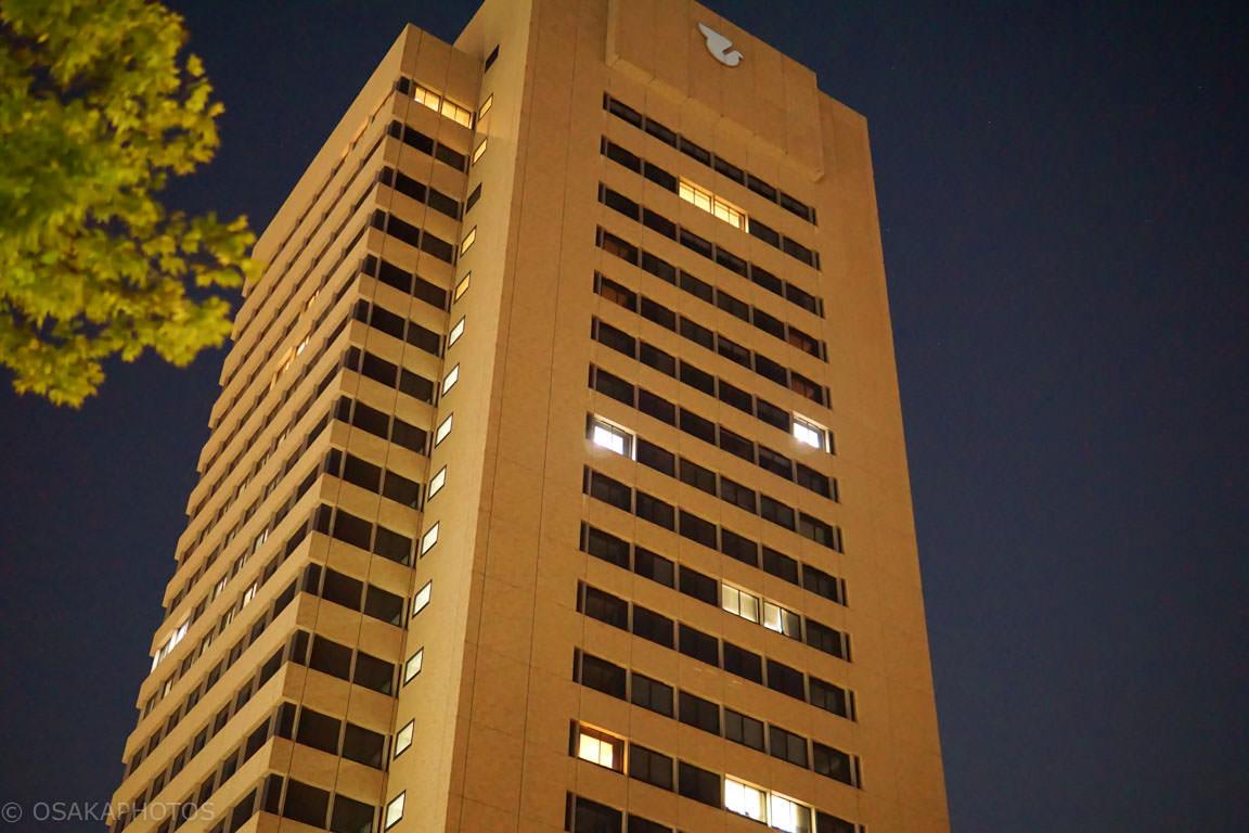 東大阪市役所ジャンクション夜景-DSC02410