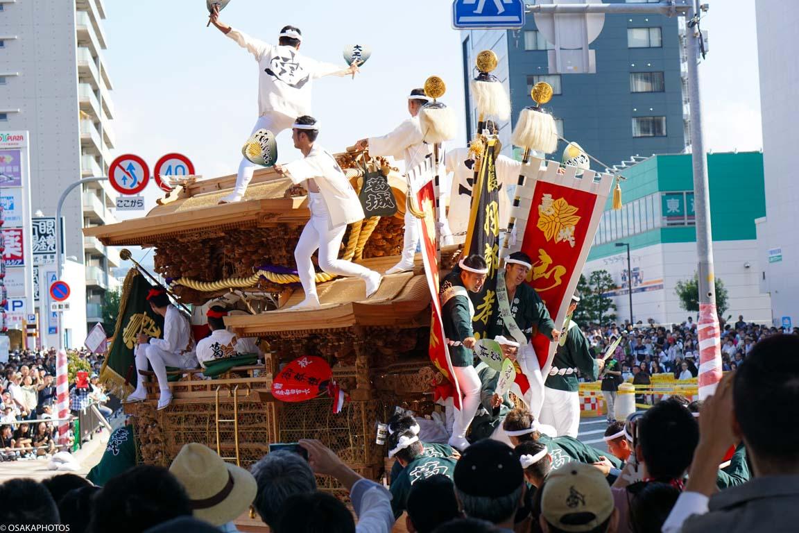 岸和田だんじり祭-07874
