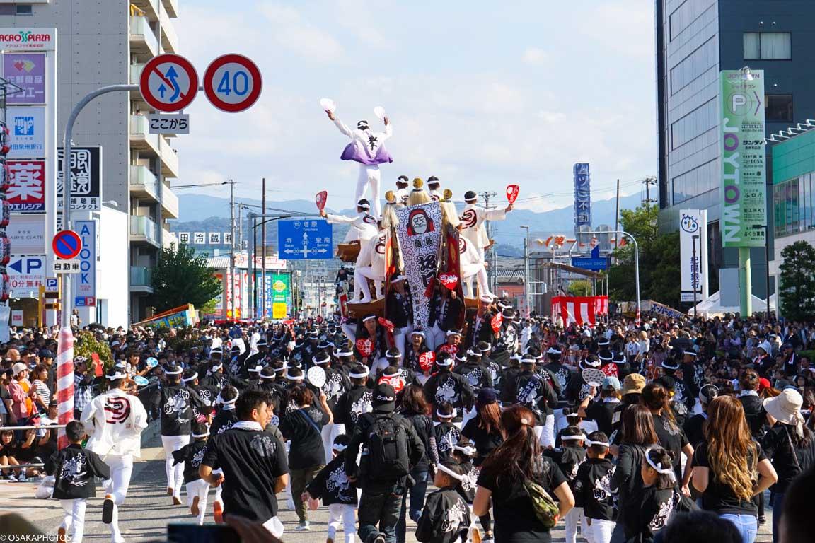 岸和田だんじり祭-07906