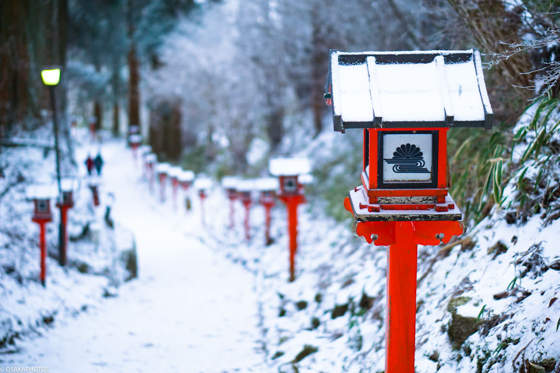 冬の金剛山-2