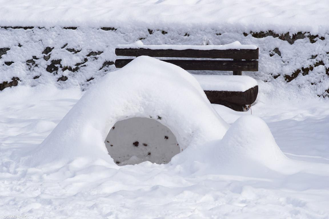 冬の金剛山-9