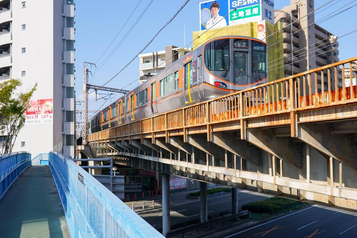 大阪環状線一周-05499