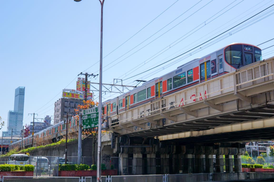 大阪環状線一周-05634