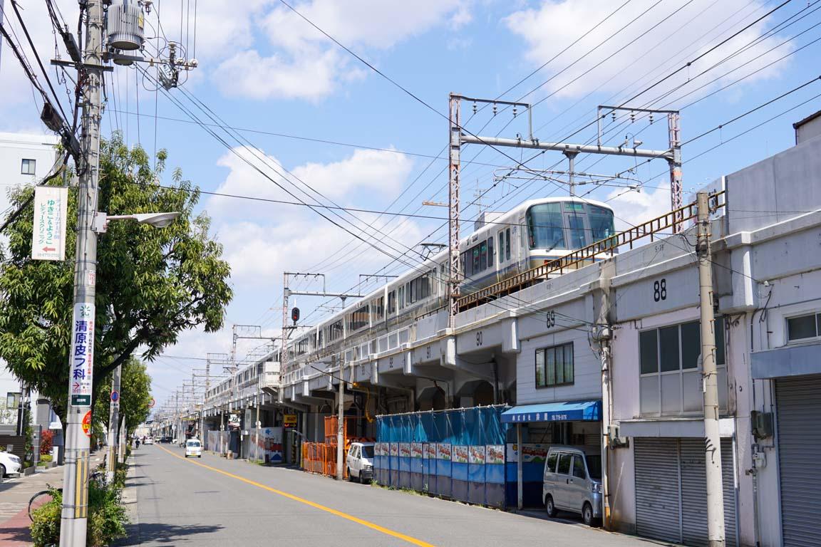 大阪環状線一周-05705