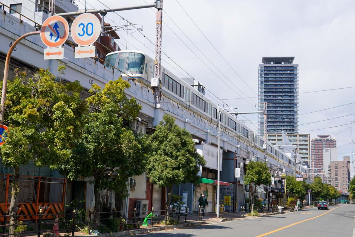 大阪環状線一周-05730