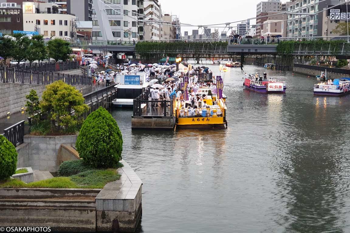 難波八坂神社夏祭り船渡御-183607