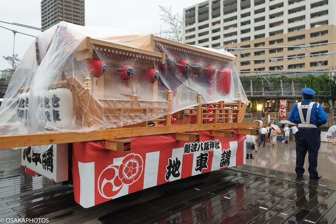 難波八坂神社夏祭り船渡御-184005