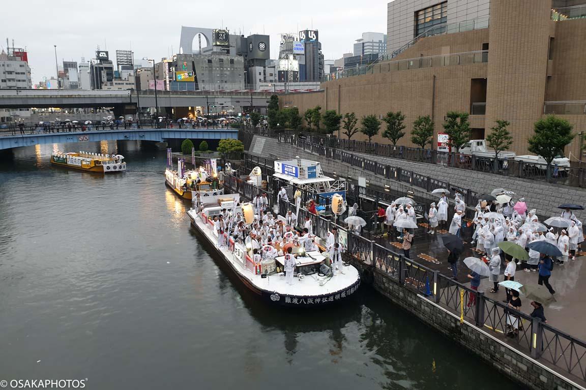 難波八坂神社夏祭り船渡御-184153