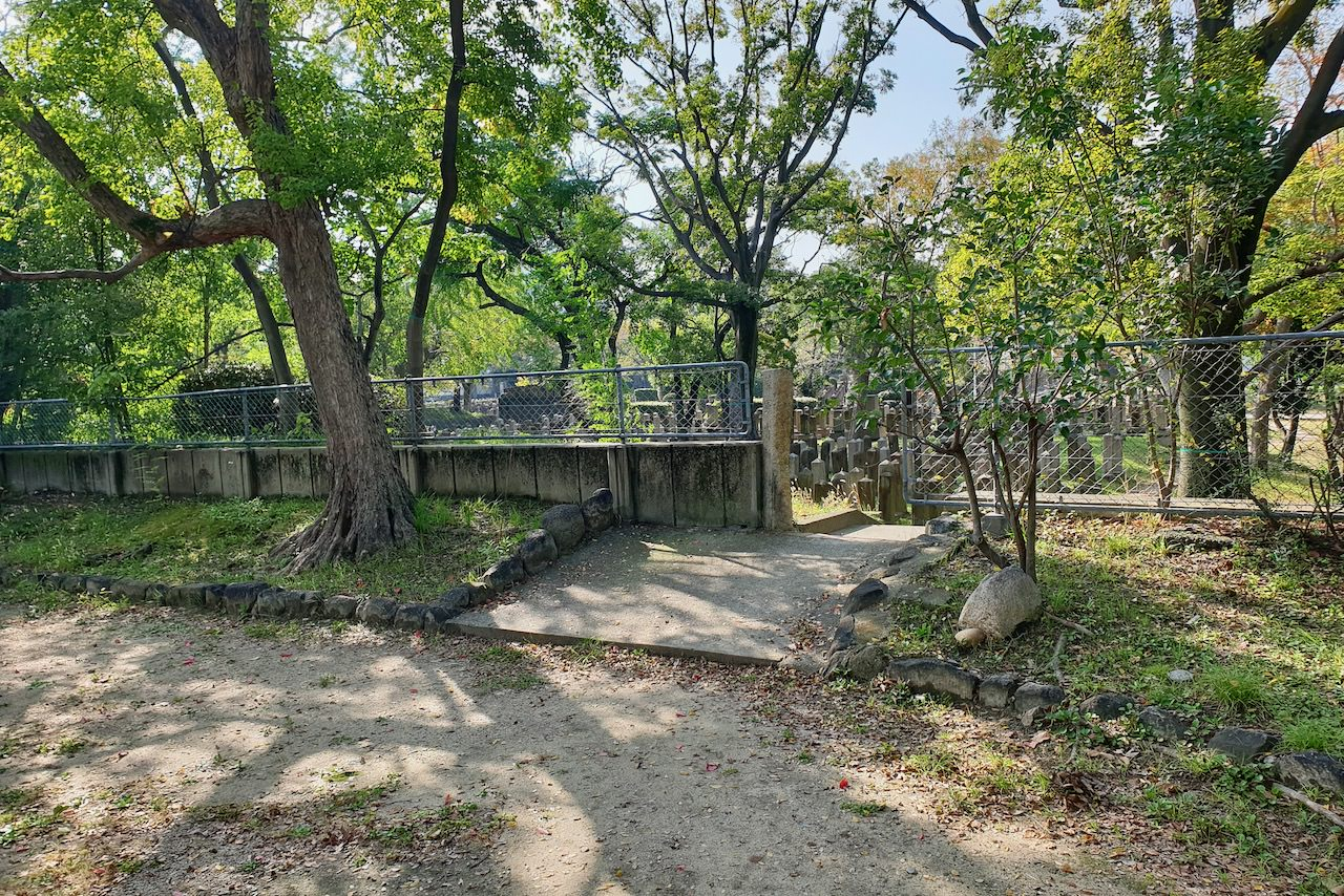 真田山陸軍墓地 - 2