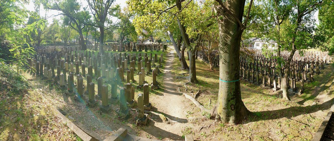 真田山陸軍墓地 - 7