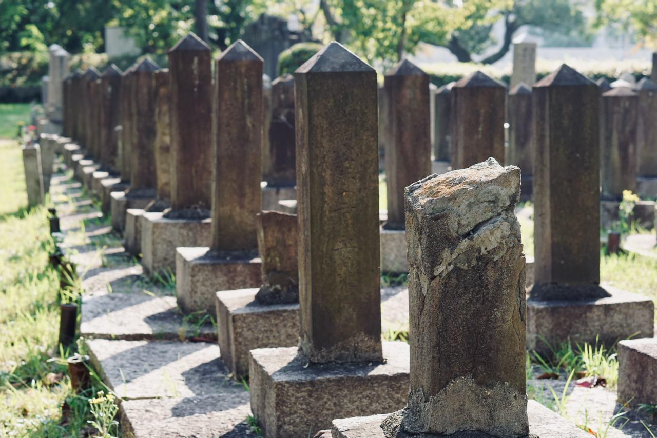 真田山陸軍墓地 - 8